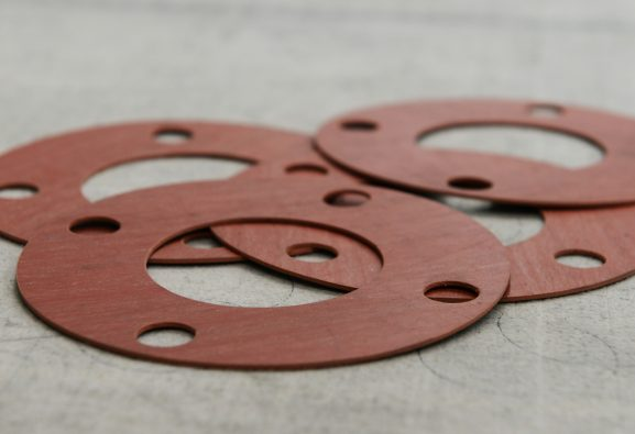 what is a flange gasket